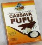 Oluolu Cassava Flour in Box