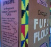 Cocoyam Flour
