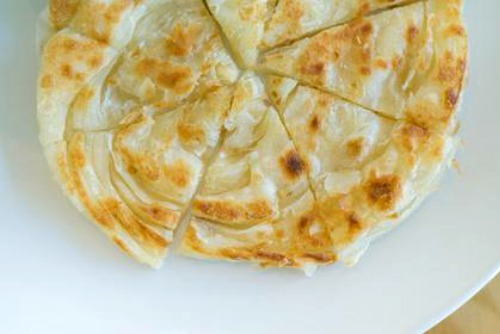 African Chapati Snack