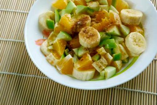 African Fruit Salad Dessert