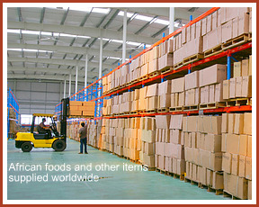 African Food Suppliers   Get African Food Supplied Directly By Producers