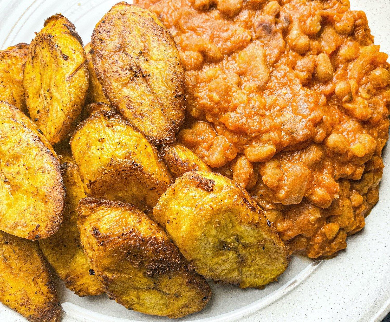 Ghanian bean recipe