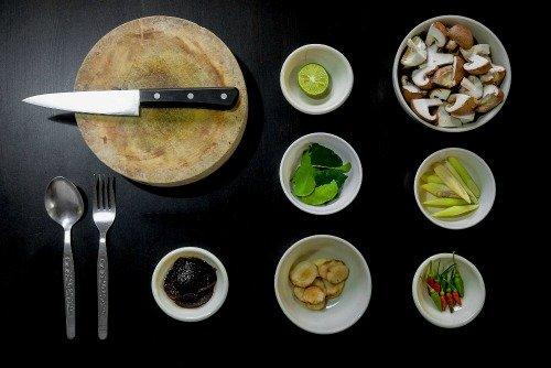 African Cooking Ingredients