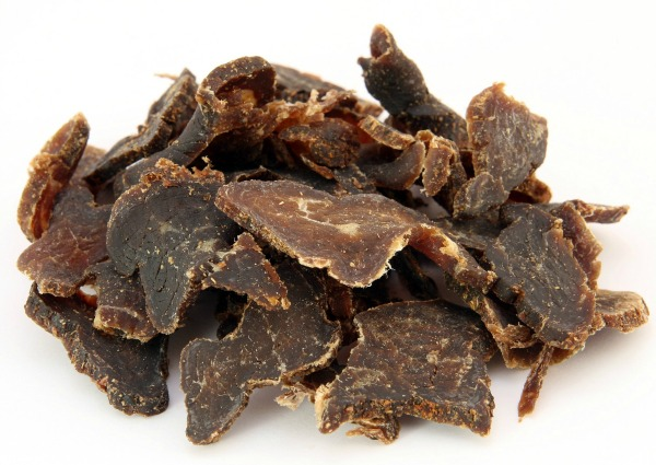 Biltong - Cured Meat African Food