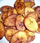 Nigerian Fried Ripe Plantain